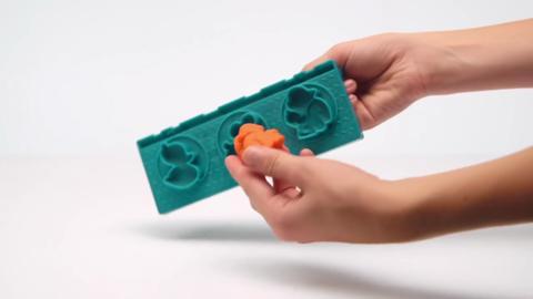 ¡Conoce la Estación de Bomberos de Play-Doh Town!