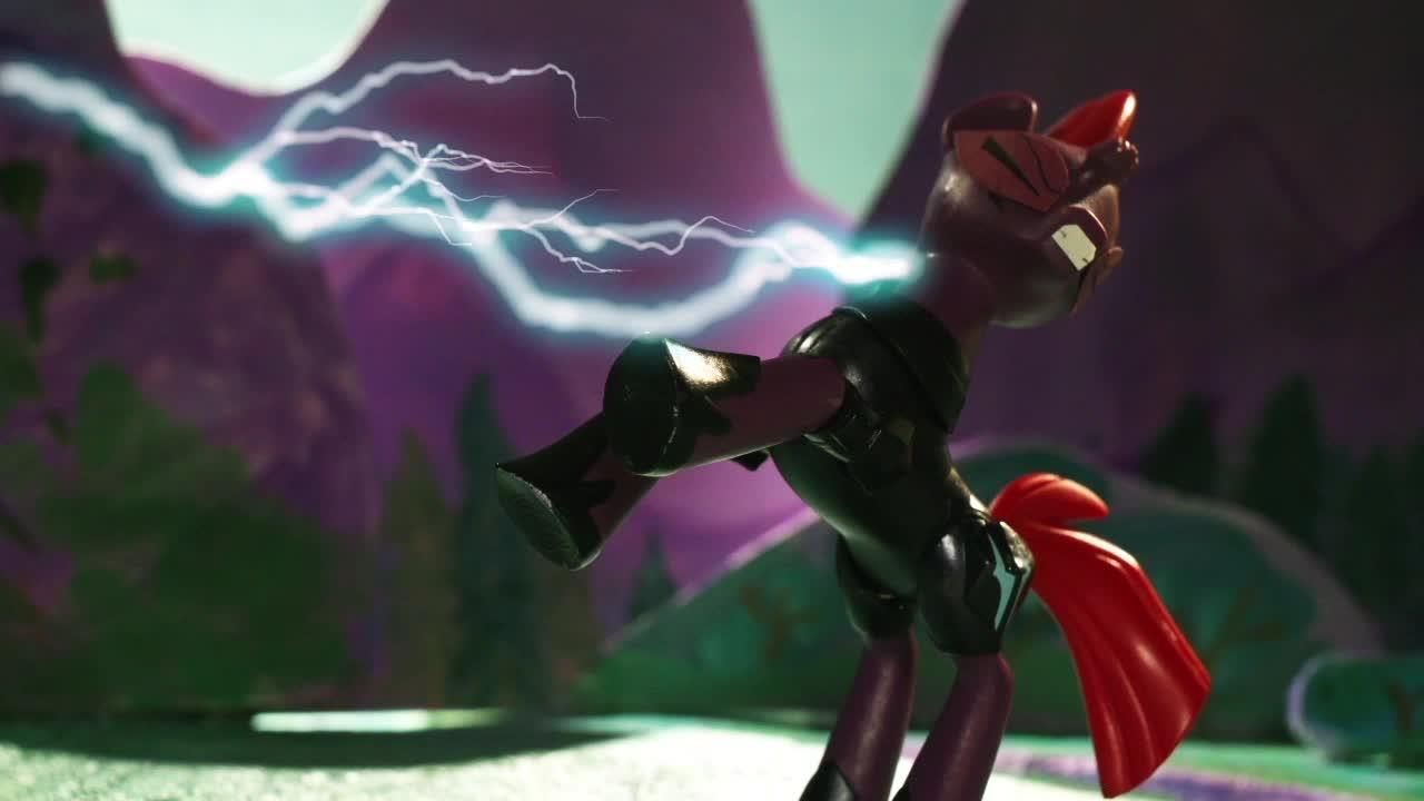 Tempest Shadow contra Storm King