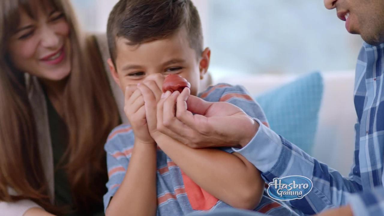 '¡No la Aplastes!' - Hasbro Gaming Latino América