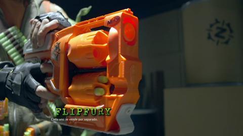 Comercial de TV Zombie Strike Flipfury