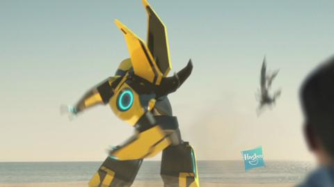 Comercial de TV Robots in Disguise