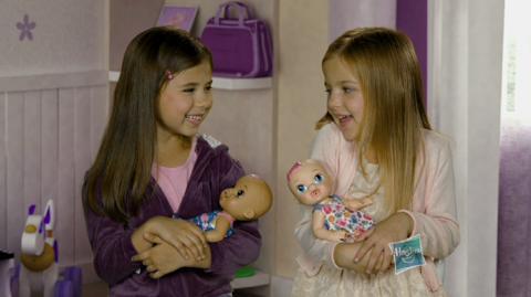 Comercial de TV Bebé en Pañales