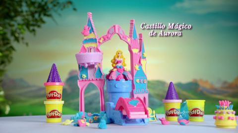Comercial de TV Castillo Mágico de Aurora