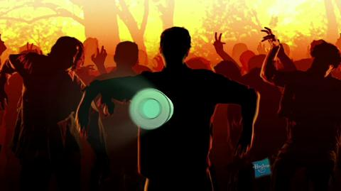 Comercial de TV Lanzadores Nerf Zombie Strike