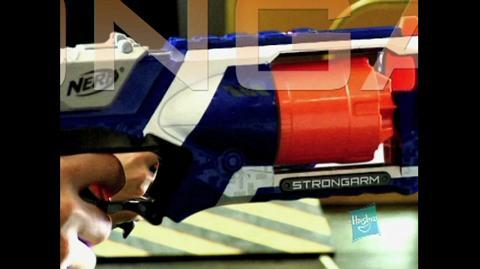 Comercial de TV Lanzadores N-Strike Elite