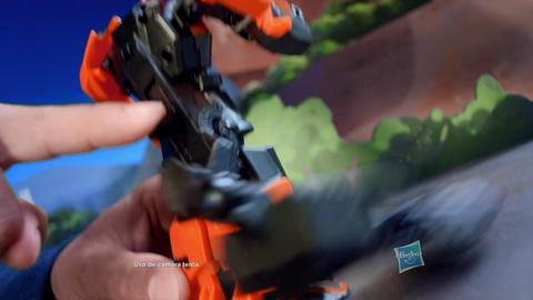 Comercial de TV MiniCons de Robots In Disguise