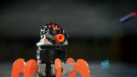 Comercial de TV Combate Creatures Terradrone