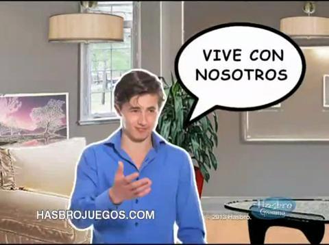 Comercial de TV Taboo