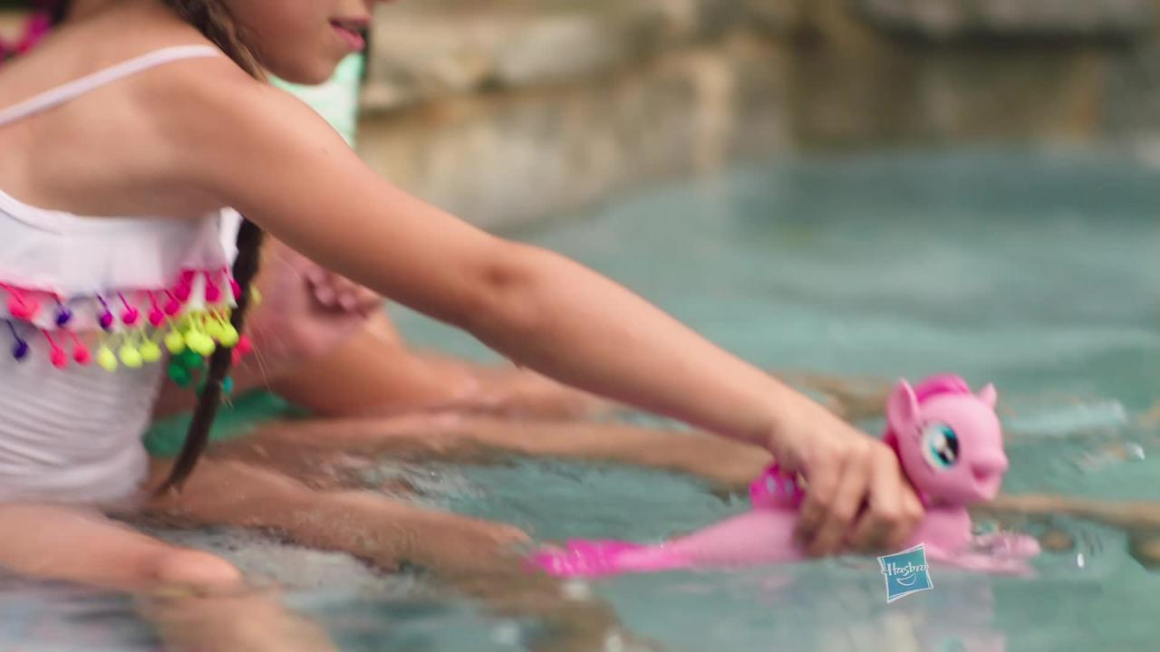 MLP Core Pinkie Pie Swimming Seapony Figure 20