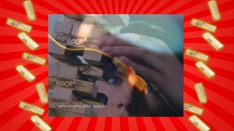 Jenga Boom TV Reklamı