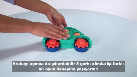 Çarklı Arabam - Ürün Tanıtım Videosu