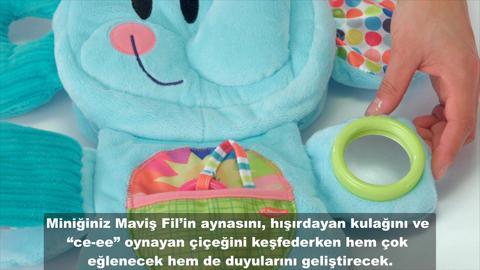 Maviş Fil - Ürün Tanıtım Videosu