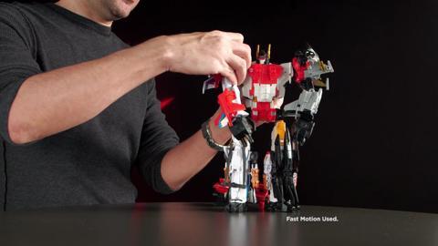Combiner Wars Superion - Designer Desk