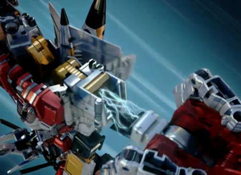 Transformers Generations Combiner Wars TV Reklamı