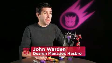Combiner Wars Menasor - Designer Desk