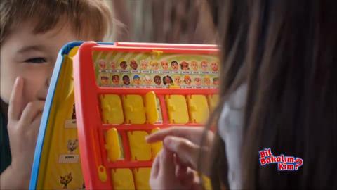 Bil Bakalım Kim TV Reklamı