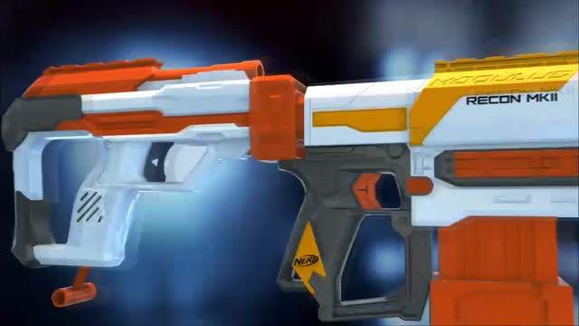 Nerf Recon & Ion Fire 20'' TVC