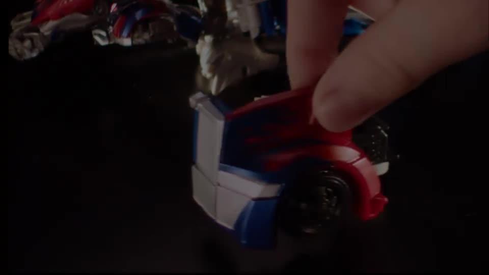 Transformers Movie Premier Edition Figür TV Reklamı