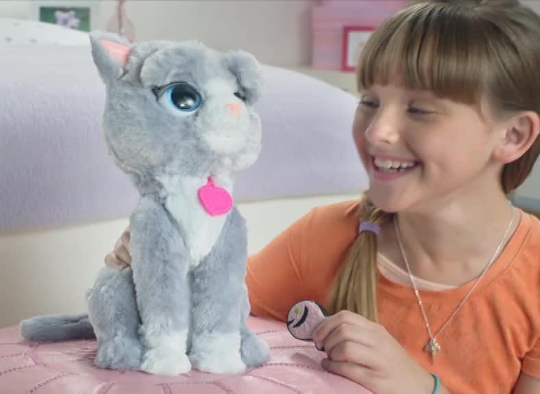 FurReal Mırmır Kedicik Bootsie TV Reklamı