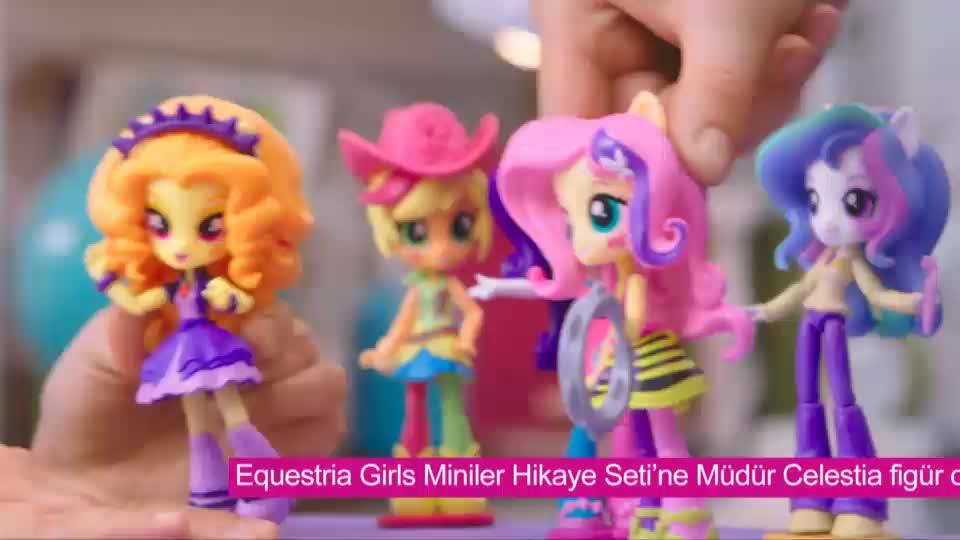 MLPEG Minis - Miniler Hikaye Seti TV Reklamı
