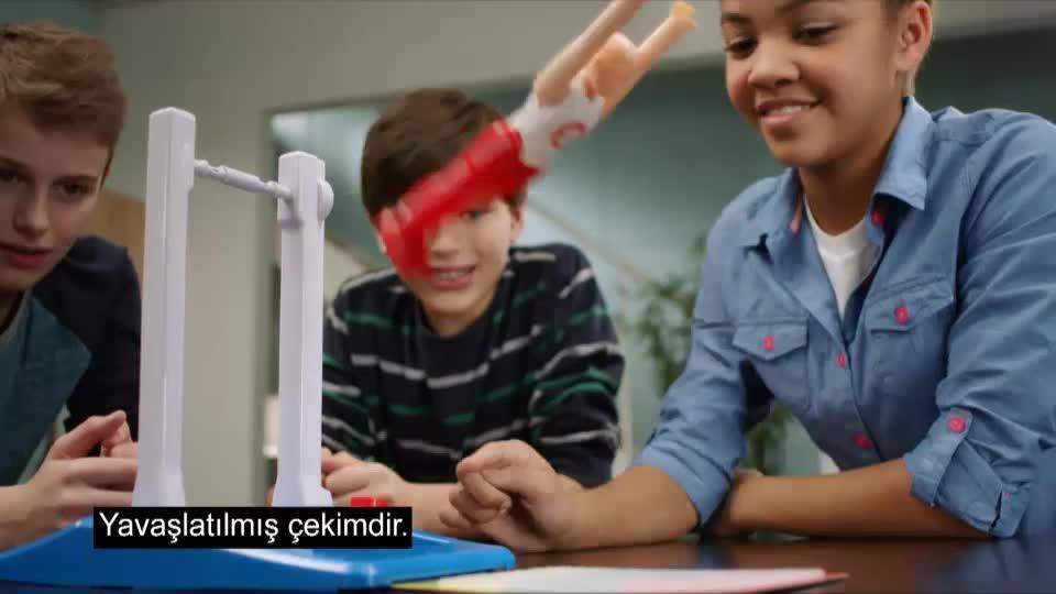 Hasbro Gaming Fantastik Jimnastik TV Reklamı