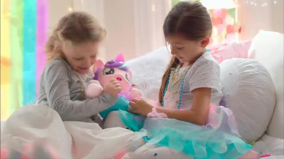 MLP Bebek Pony Flurry Heart TV Reklamı