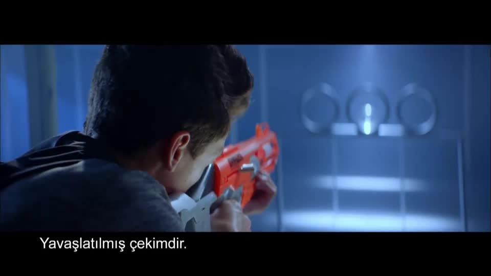 Nerf Accustrike FalconFire ve AlphaHawk TV Reklamı