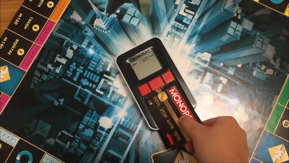 Monopoly Dijital Bankacılık TV Reklamı