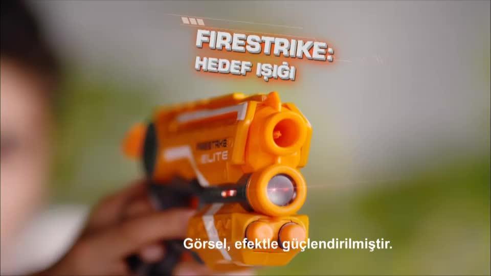 Nerf Disruptor, Firestrike, Retaliator TV Reklamı