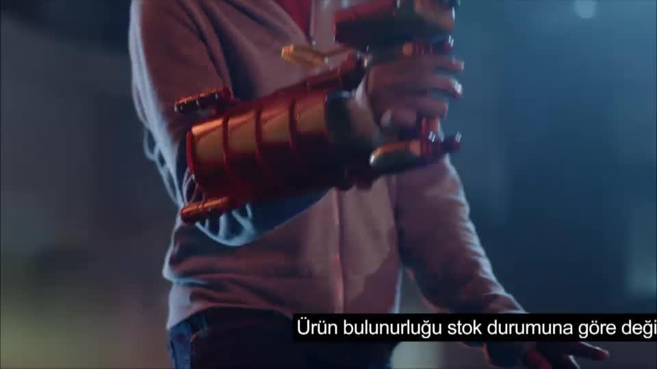 Avengers Role Play TV Reklamı