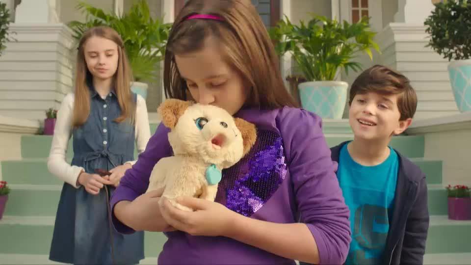 FurReal Afacan Köpeğim Pax & Afacan Kedicik TV Reklamı