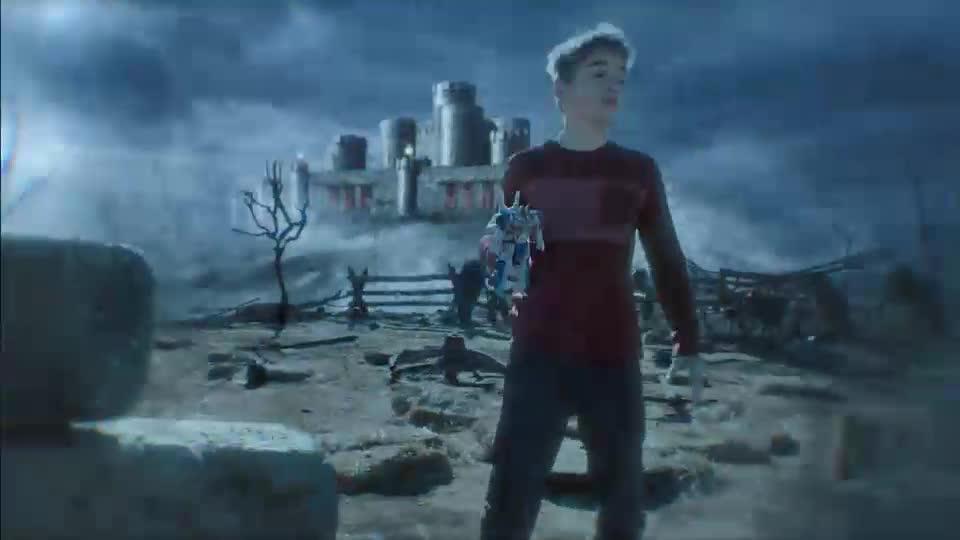 Transformers Turbo Changers Hızlı Dönüşen Figür TV Reklamı