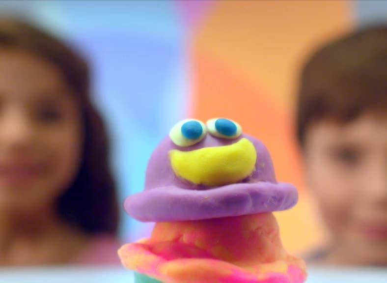 Play-Doh Dondurma Dükkanı TV Reklamı
