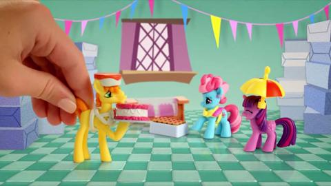 My Little Pony - Sugar Cube Corner