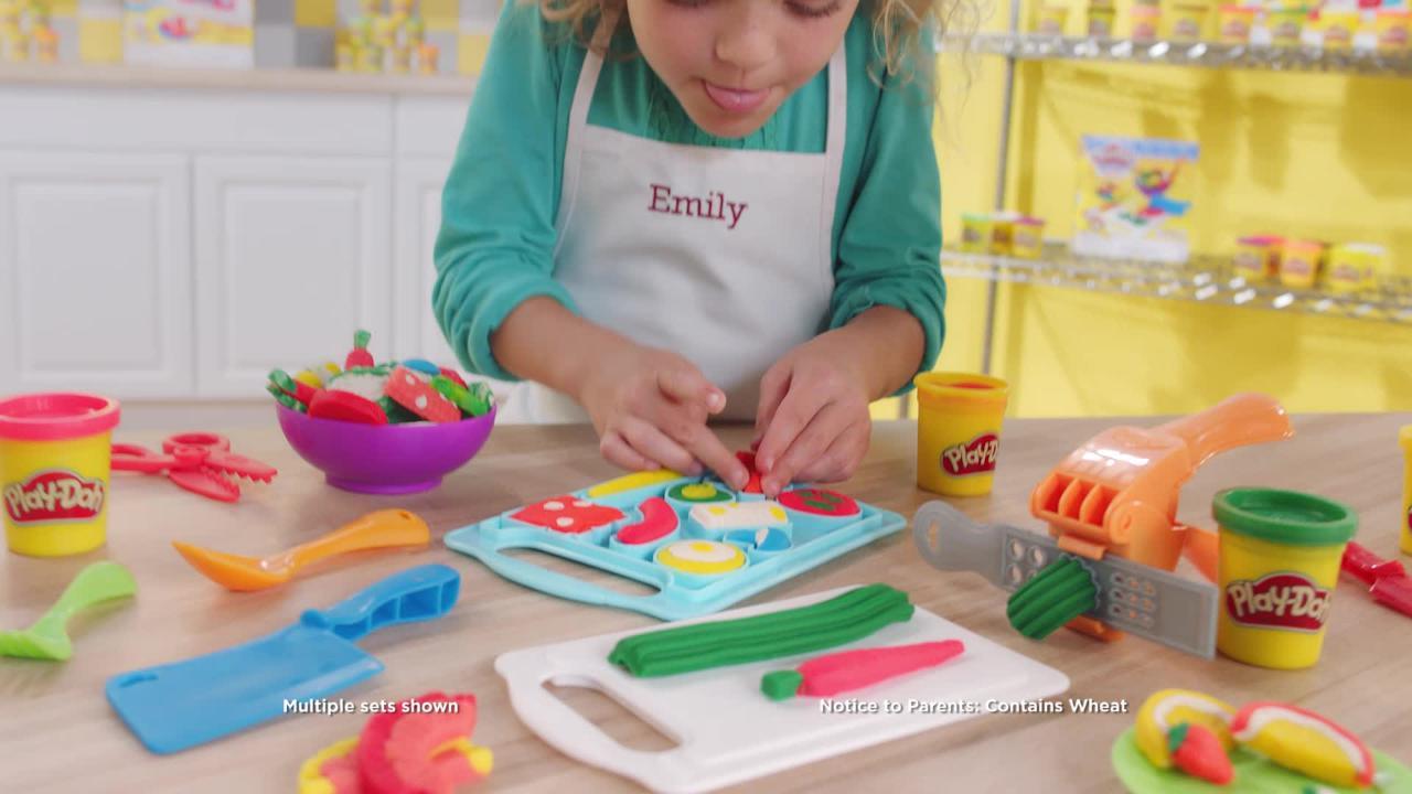 Play-Doh Kitchen Creations Range