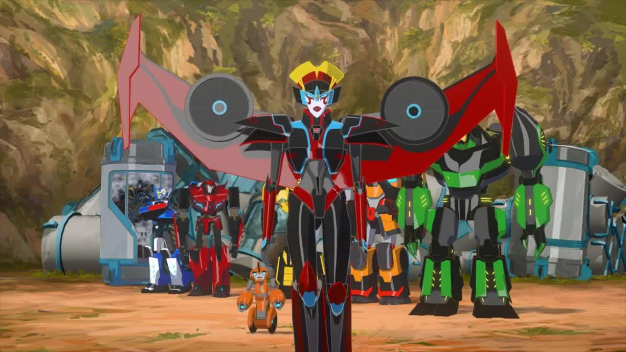 Transformers Robots in Disguise Season 1 Second Half Trailer