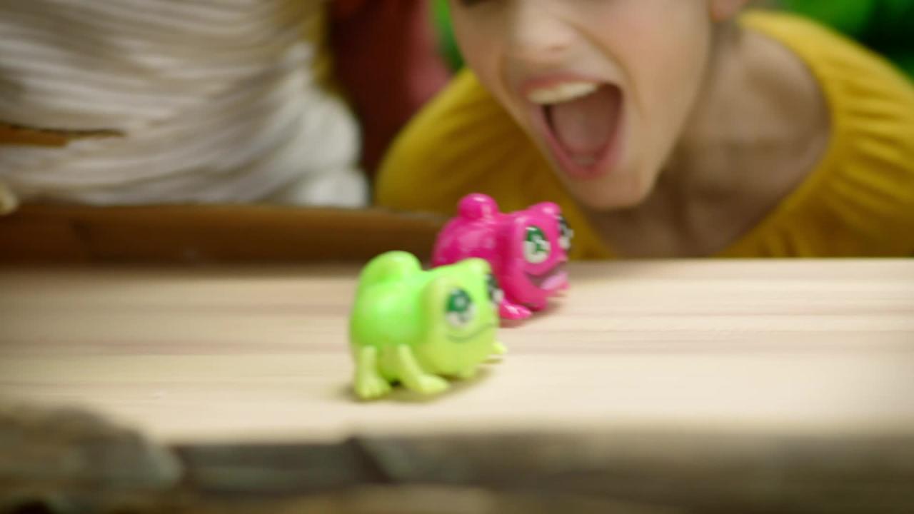 Yellies! Lizards