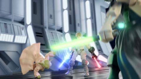 Star Wars Hero Mashers