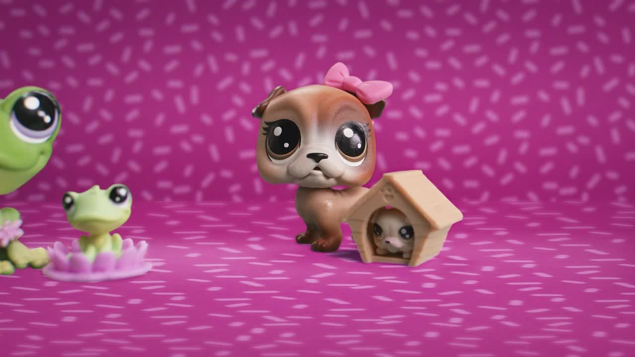 Littlest Pet Shop - More Pets, More Fun