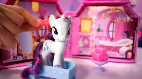 My Little Pony Rarity Butik