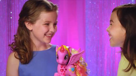 My Little Pony Szépségjegyes Cadance Hercegnő