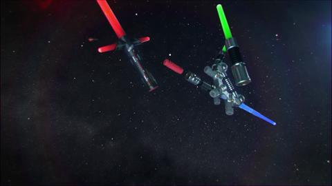 Star Wars Bladebuilders