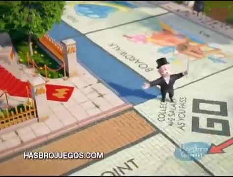 Monopoly Latino América Comercial de TV 'Monopoly Junior'.mp4