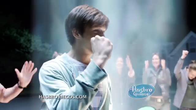 Hasbro Gaming Latino América Comercial de TV 'Simon Swipe'