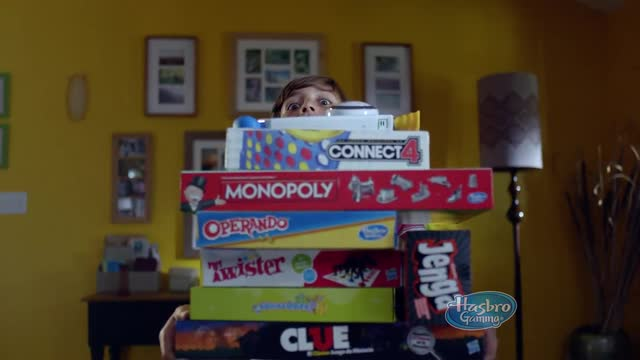 Hasbro Gaming Latino América Comercial de TV 'Juguemos Juntos'
