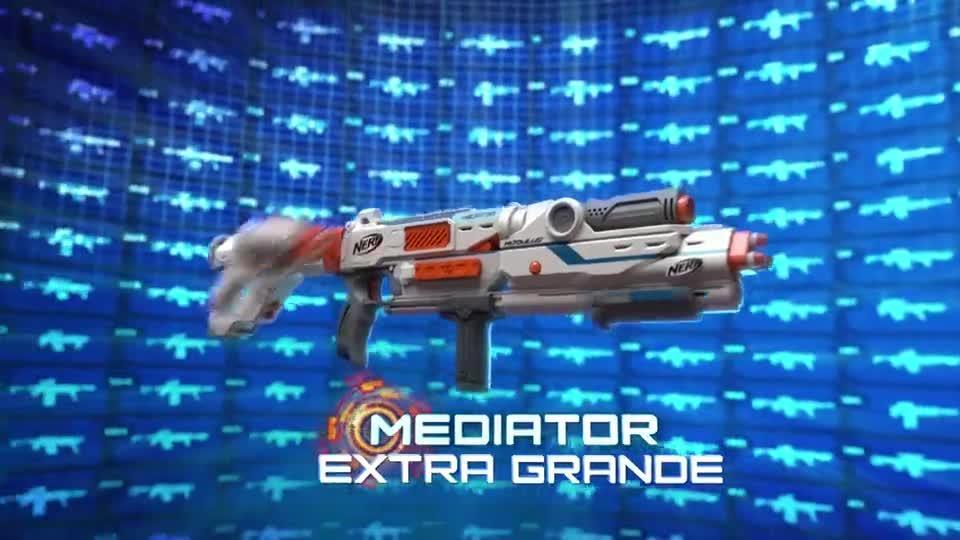 Nerf TVC Modulus Mediator Aprobado