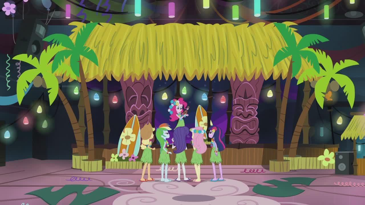 MLPEG I Rainbow Rocks I Character Short