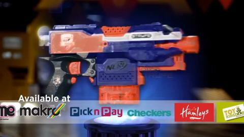 Nerf Strongarm TV commercial