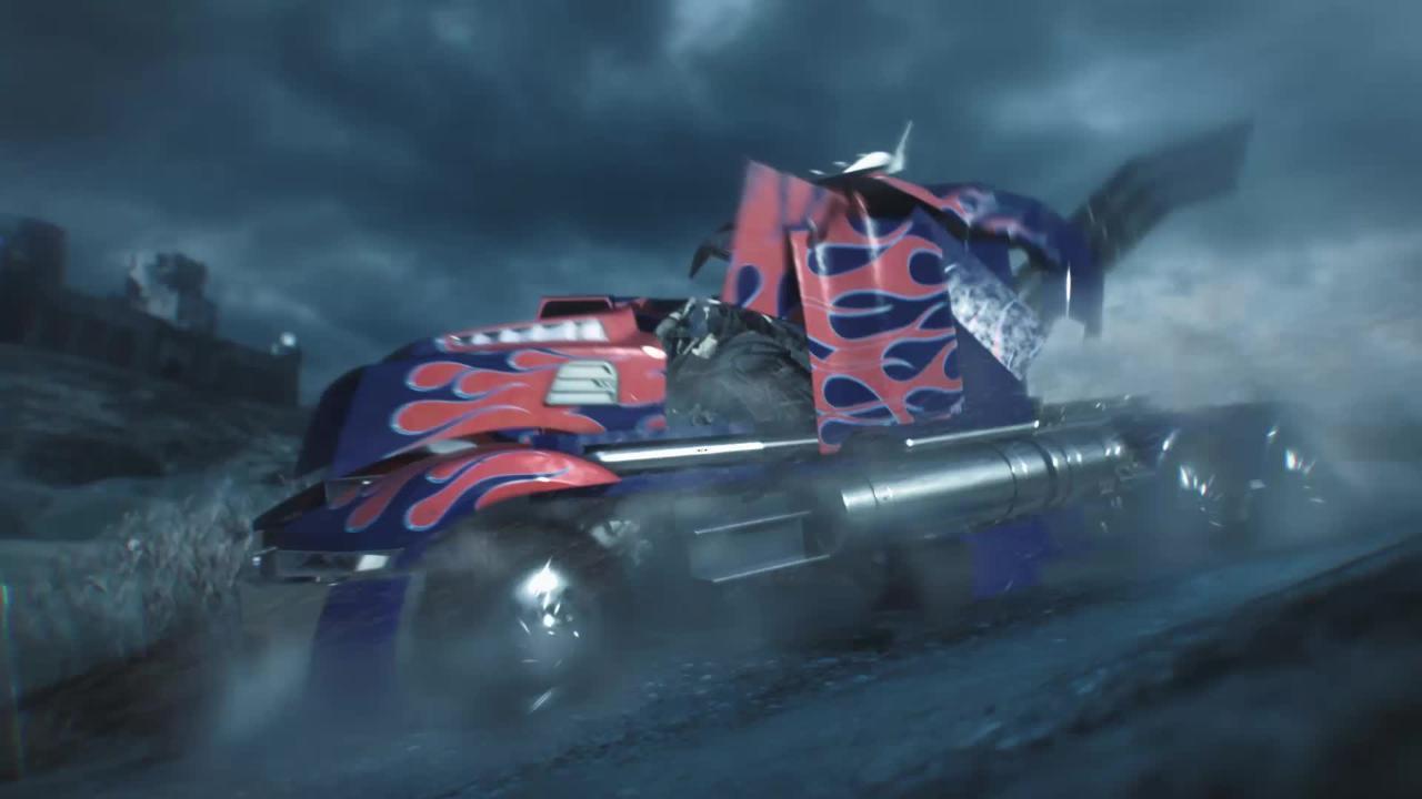 Transformers Movie 5 Knight Armor Turbo Changers