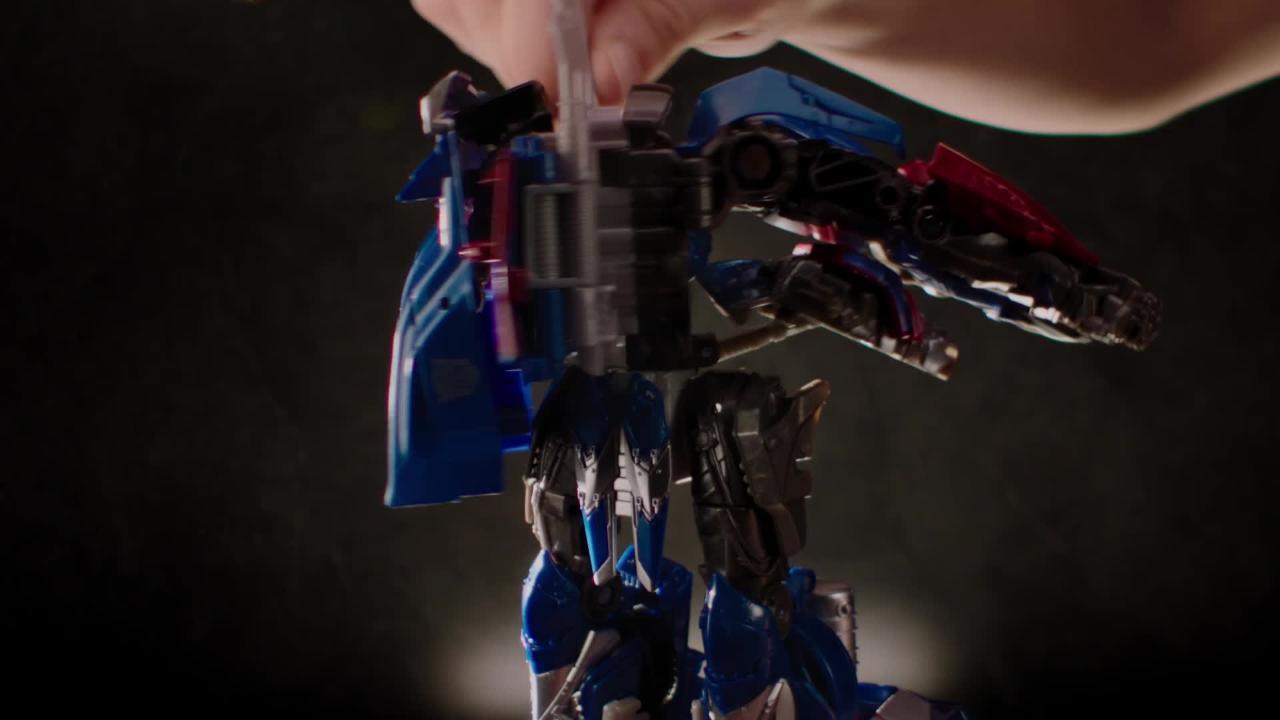 Transformers Movie 5 Premier Edition